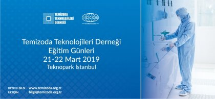Cleanroom Technologies Society of Turkey Courses 21-22 March