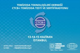 CLEANROOM TECHNOLOGIES SOCIETY OF TURKEY CTCB-I TESTING AND CERTIFICATION
