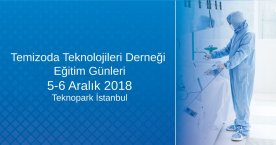 Cleanroom Technologies Society of Turkey Courses 5-6 December